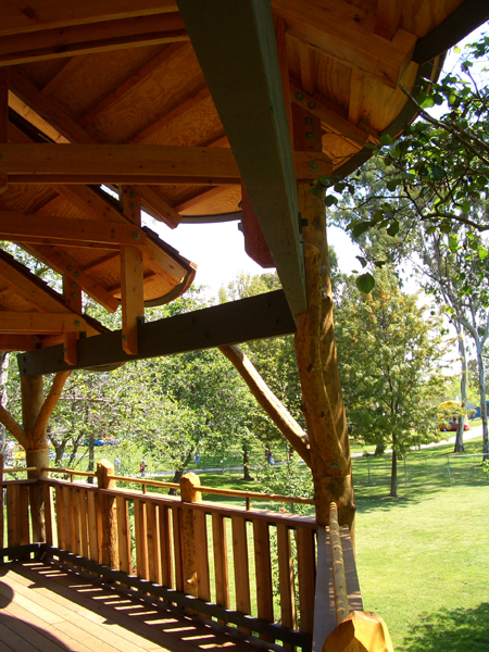 Charles Wilson Park, Torrence California - Treehouse by the Treehouse Guys, LLC Vermont