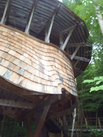 Yestermorrow Design/Build Warren Vermont - The Treehouse Guys, LCC