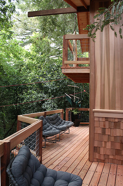 The Vassalo's Tree House - Half Moon Bay Ca